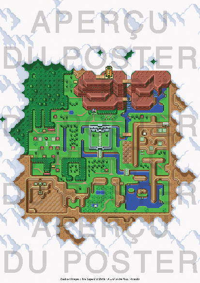 Zelda - Monde de la Lumière V2 - Échantillon