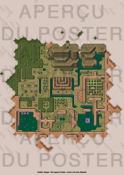 Zelda - Mondes des Ténèbres - Échantillon