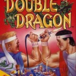Jaquette double dragon neon