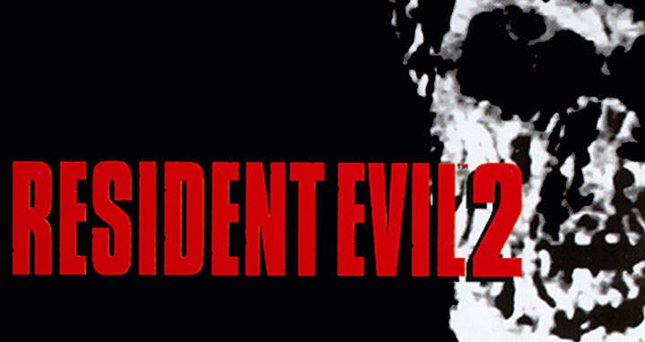 Resident Evil 2 - Jaquette européenne