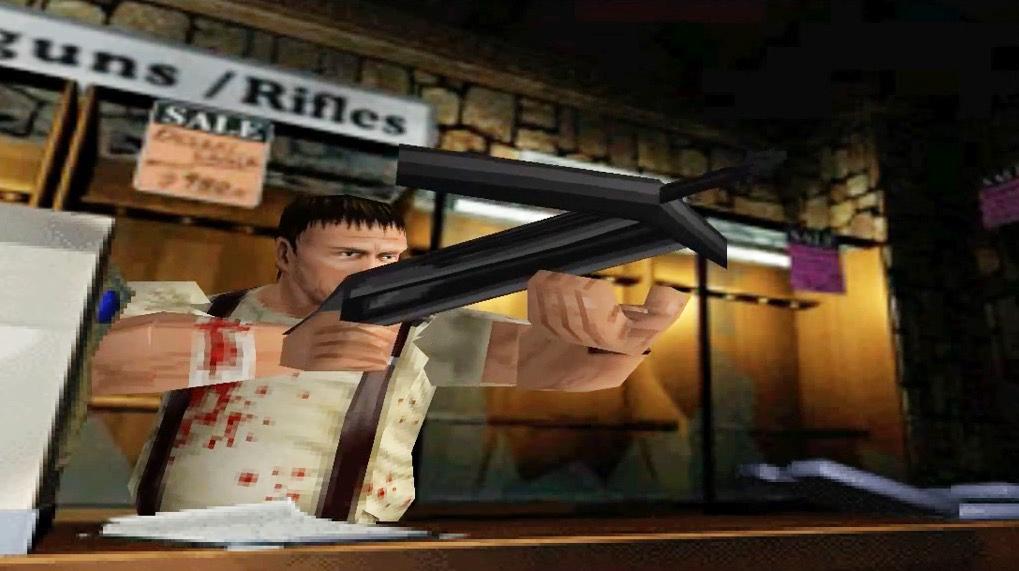 Resident Evil 2 - 13
