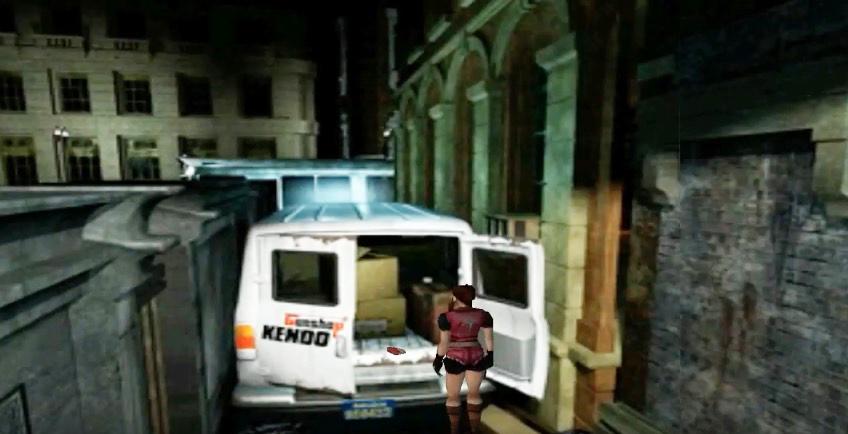 Resident Evil 2 - 2 copie