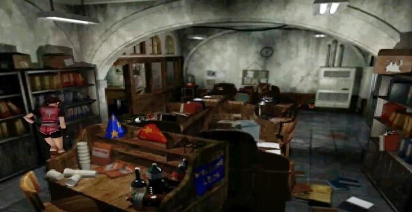Resident Evil 2 - 28