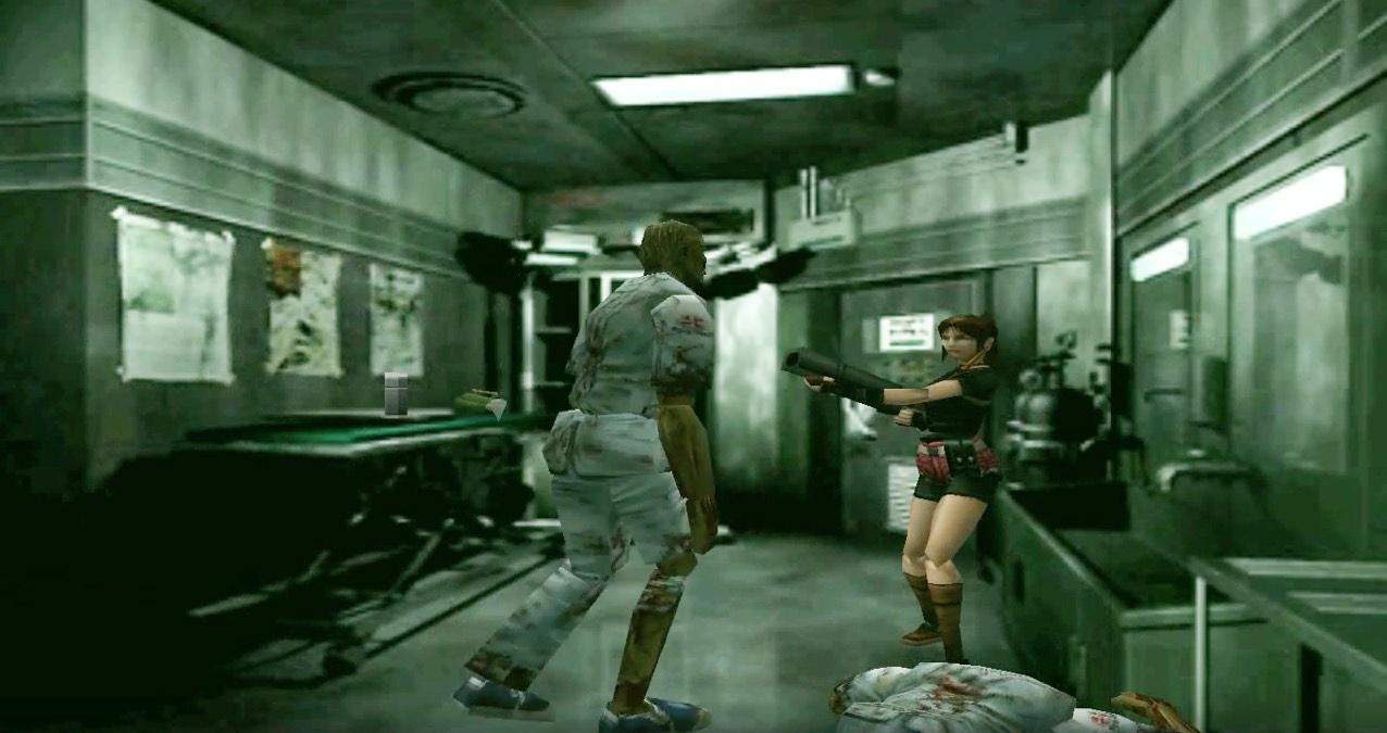 Resident Evil 2 - 47