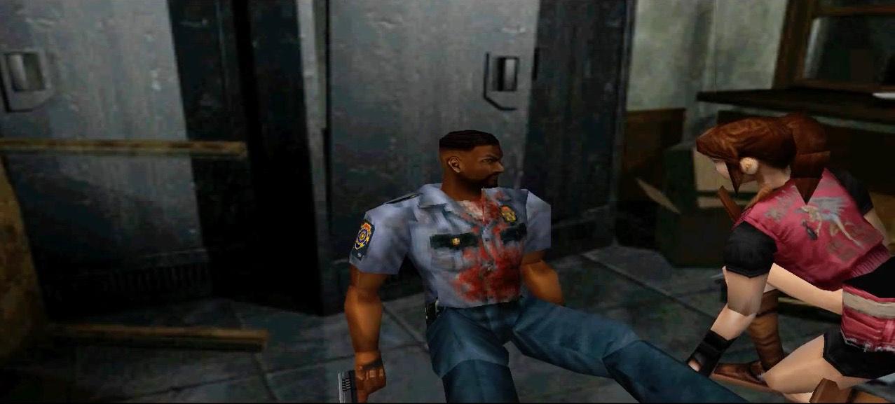 Resident Evil 2 - 55 copie
