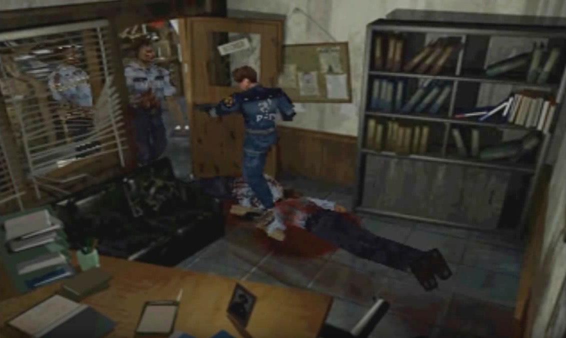 Resident Evil 2 - 74