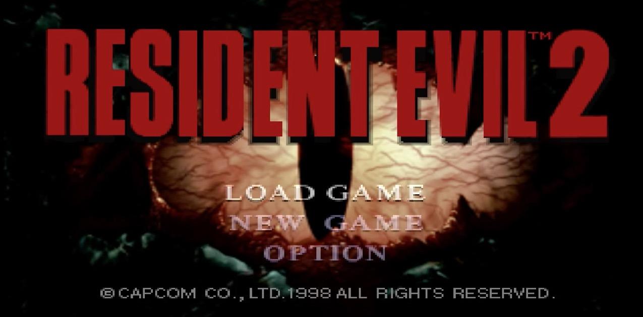 Resident Evil 2 - 80