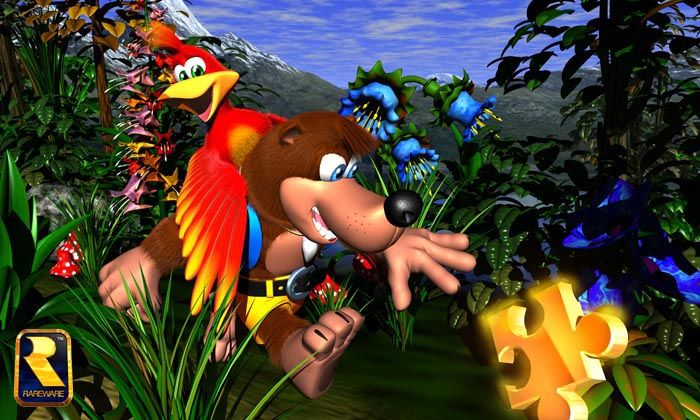 Banjo-Kazooie - Official Renders - 3