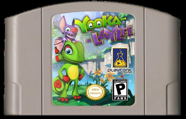 Yooka-Laylee - 16