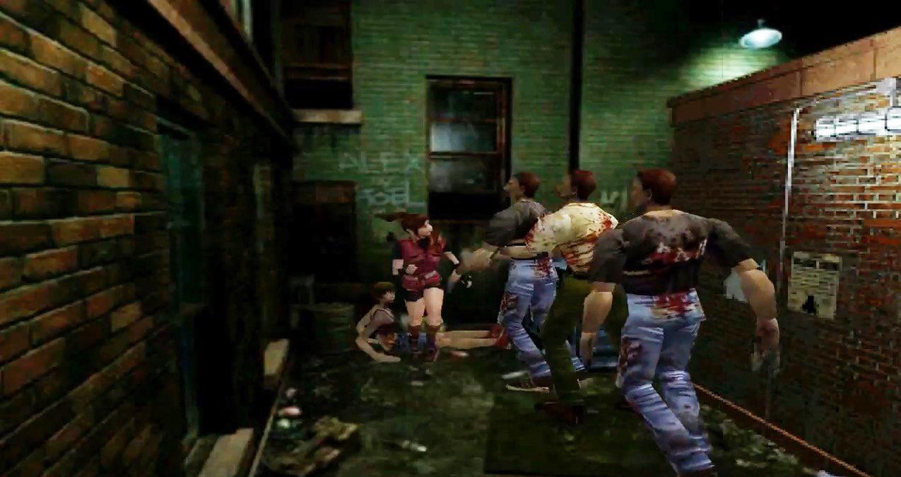 Resident Evil 2 - 10 copie