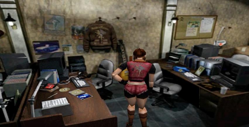 Resident Evil 2 - 24