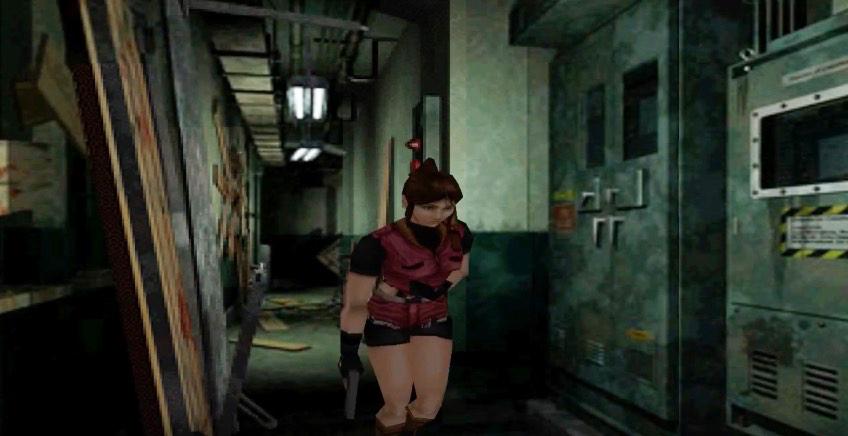 Resident Evil 2 - 25