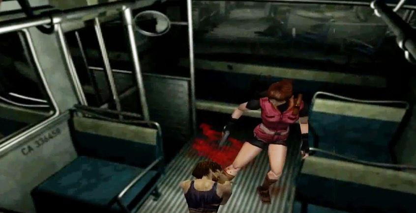 Resident Evil 2 - 4 copie