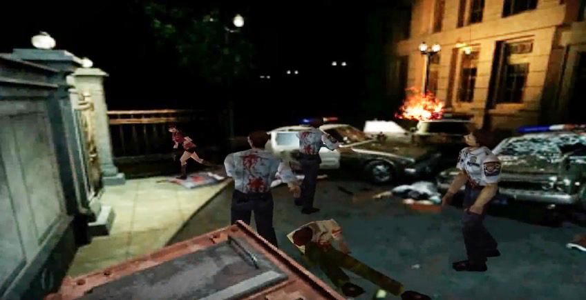 Resident Evil 2 - 5 copie