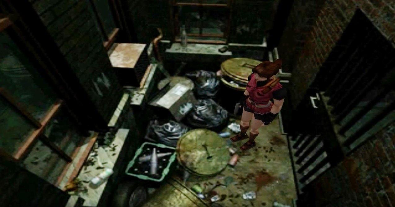 Resident Evil 2 - 51 copie