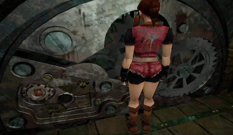 Resident Evil 2 - 66 plus petite