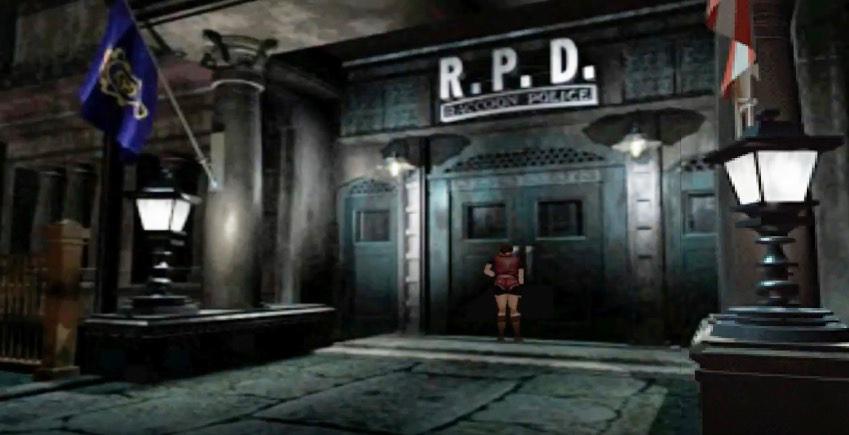 Resident Evil 2 - 8 copie