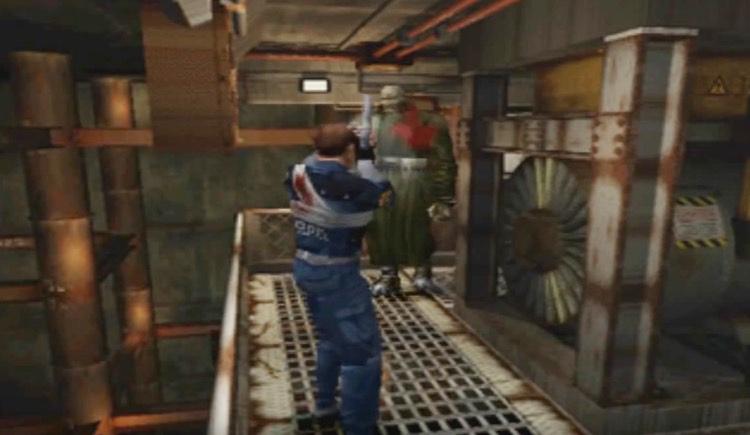 Resident Evil 2 - 72