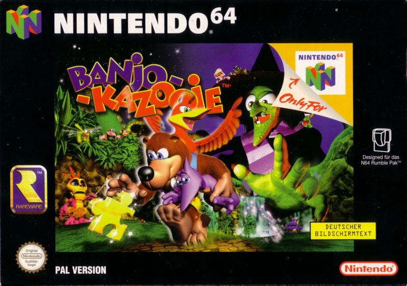 Banjo-Kazooie - 19