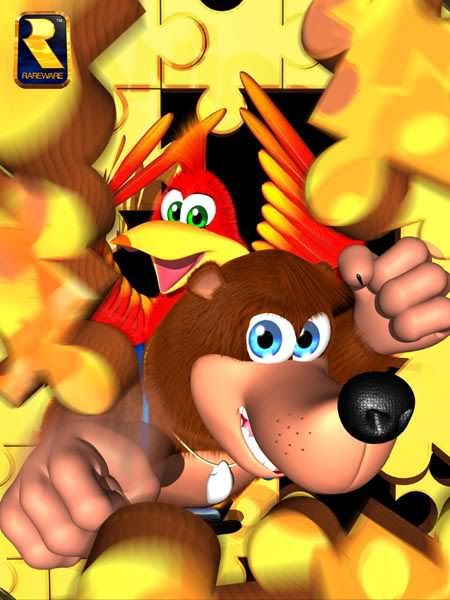 Banjo-Kazooie - Official Renders - 10