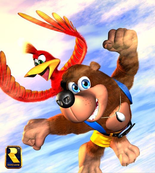 Banjo-Kazooie - Official Renders - 5